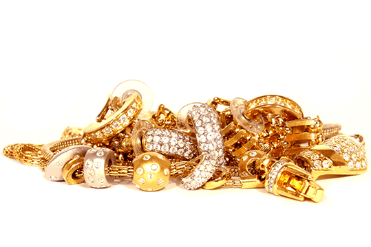 buy gold jewelry for investment