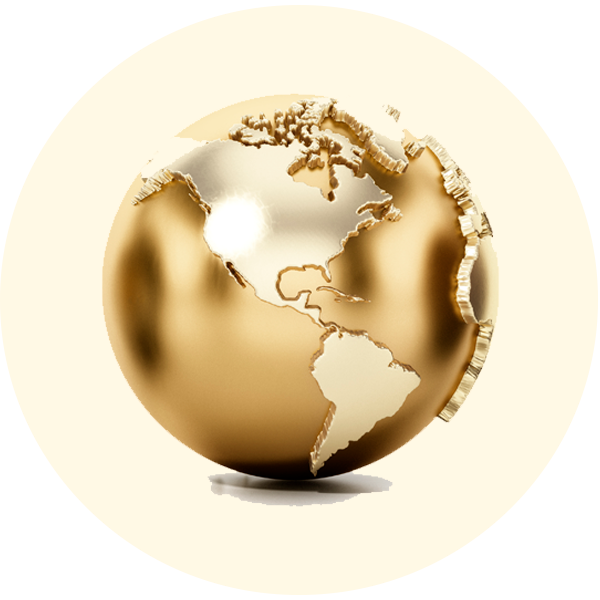 how much gold in the world
